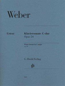 Klaviersonate C-dur op. 24