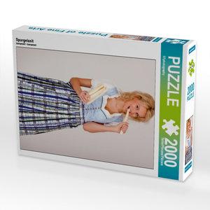 Spargelzeit 2000 Teile Puzzle hoch