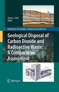 Geological Disposal of Carbon Dioxide and Radioactive Waste: A C