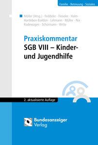 Praxiskommentar SGB VIII - Kinder und Jugendhilfe