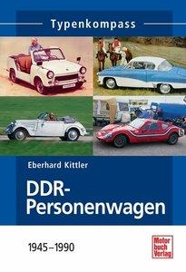 DDR-Personenwagen 1945 - 1990