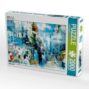sicilia_1_2 2000 Teile Puzzle quer