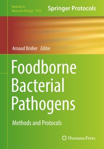 Foodborne Bacterial Pathogens