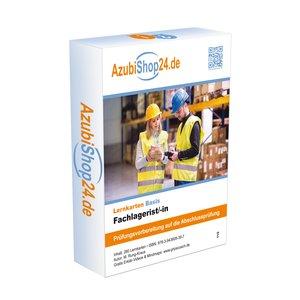 AzubiShop24.de. Spar-Paket Lernkarten Fachlagerist/-in