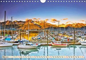 Schöne Häfen zwischen Alaska und Vietnam (Wandkalender 2019 DIN