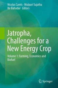 Jatropha, Challenges for a New Energy Crop