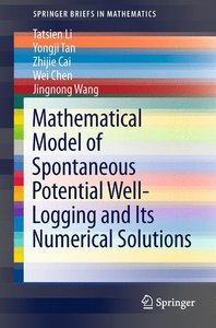 Mathematical Model of Spontaneous Potential Well-Logging and Its