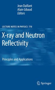 X-ray and Neutron Reflectivity