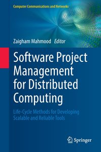 Software Project Management for Distributed Computing