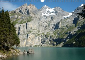 Die Welt der Alpen (Posterbuch DIN A4 quer)