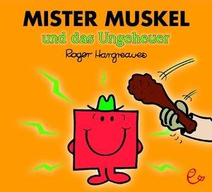 Mr. Men und Little Miss - Mister Muskel und das Ungeheuer