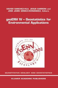geoENV IV - Geostatistics for Environmental Applications