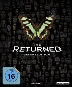 The Returned Gesamtedition. Staffel.1/2, Blu-ray