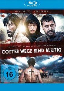 Gottes Wege sind blutig, 1 Blu-ray