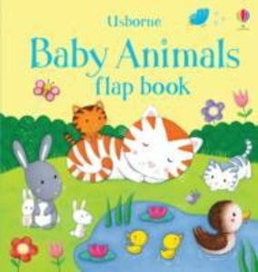 Baby Animals Flap Book