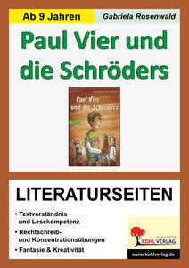 Literaturseiten zu 'Paul Vier und die Schröders'