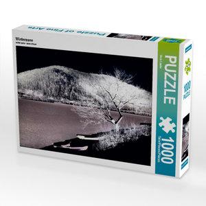 Winterzone 1000 Teile Puzzle quer