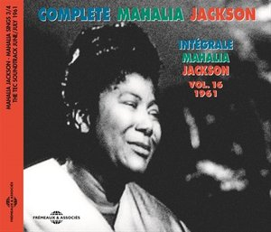 Int?grale Vol.16-1961-Mahalia Sings Part 3