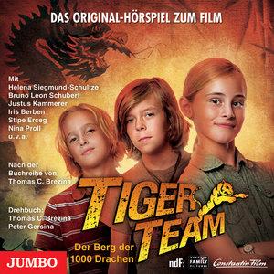Tiger-Team. Der Berg der 1000 Drachen