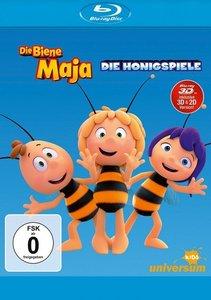 Die Biene Maja-Die Honigspiele BD 3D