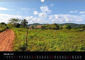 Kubanische Aussichten (Wandkalender 2019 DIN A3 quer)