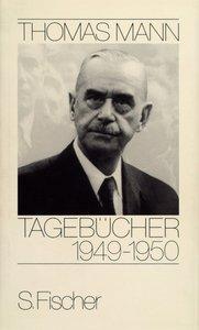 Tagebücher 1949 - 1950