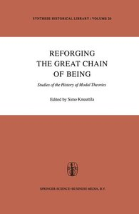 Reforging the Great Chain of Being