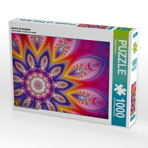 crown of creation 1000 Teile Puzzle quer