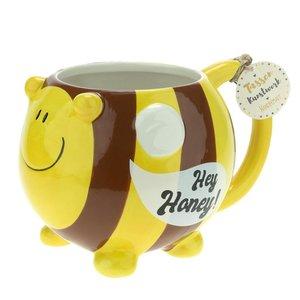 Figuren-Tasse Biene \'Hey Honey\'
