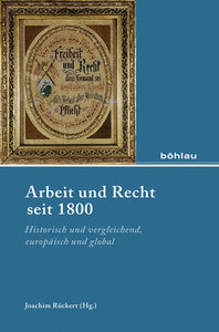 Arbeit und Recht seit 1800