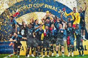 Fußball-Weltmeisterschaft Russland 2018