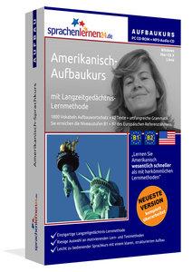 Sprachenlernen24.de Amerikanisch-Aufbau-Sprachkurs. CD-ROM