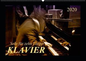 Klavier - Solo für zehn Finger