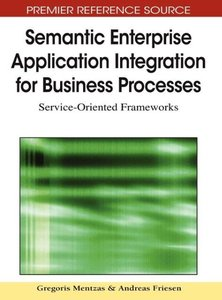 Semantic Enterprise Application Integration for Business Process