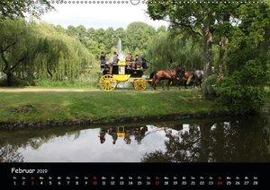 CIAT - Historischer Fahrsport in Celle (Wandkalender 2019 DIN A2