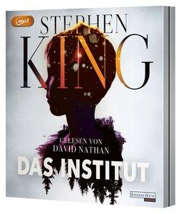 Das Institut, MP3-CD