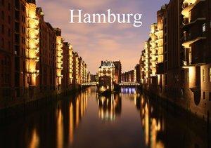 Hamburg (Tischaufsteller DIN A5 quer)