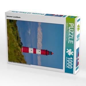 Amrumer Leuchtturm 1000 Teile Puzzle hoch