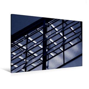 Premium Textil-Leinwand 120 cm x 80 cm quer Kassel