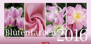 Blütenfarben 2016