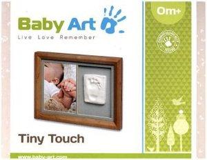 My Tiny Touch - Print Frame, Eckig, Honey