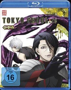 Tokyo Ghoul: re. Staffel.3.6, 1 Blu-ray