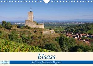 Elsass - Zwischen Rhein und Vogesen