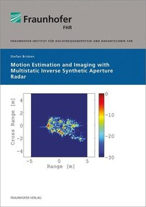 Motion Estimation and Imaging with Multistatic Inverse Synthetic