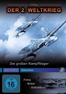 Der 2.Weltkrieg: Die Grossen Kampfflieger