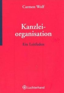 Kanzleiorganisation