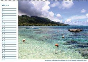 Südsee-Insel Mo\'orea (Wandkalender 2019 DIN A2 quer)