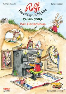Rolfs Hasengeschichte, Das Klavieralbum