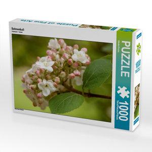 Viburnum 1000 Teile Puzzle quer