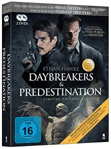 Daybreakers & Predestination, 1 DVD